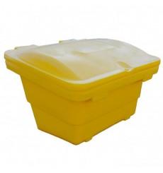 Conteneur robuste pour sel ou sable 350 L