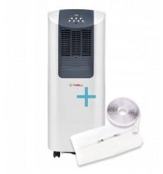 Climatiseur mobile réversible TORELL 2600 W Quadruple action