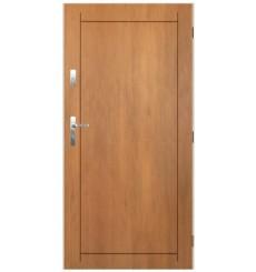 Porte d'entrée WORAKLS 90 cm en acier inoxydable Winchester
