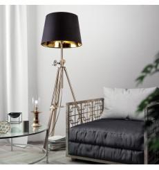 LAMPADAIRE ALGORAS NOIR