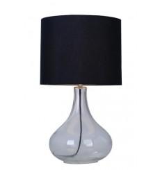 LAMPE À POSER IZAR NOIRE