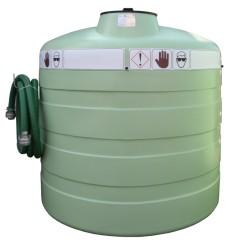 Réservoir d'engrais liquide à double paroi  3500 L