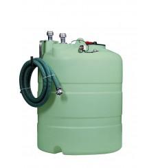 Réservoir d'engrais liquide à double paroi  1500 L