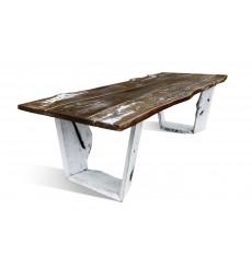 Table urban Q 280 CM en chêne massif