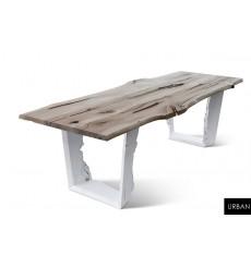Table urban  2 Q 250 CM en chêne massif