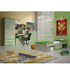 Habitación infantil 5 elementos Garfield