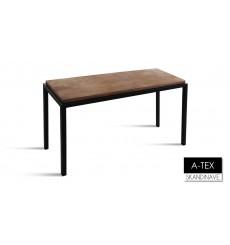 Table TEX 2  120 CM en chêne massif