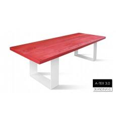 Table TEX 3  240 CM en chêne massif