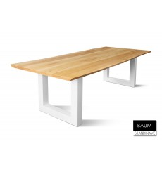 Table BAUM   230 CM en chêne massif