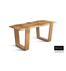 Table à manger en chêne massif BRUGGE 3 175 cm
