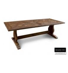 Table à manger en chêne massif BOUND-ViO 280 cm