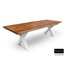 Table à manger en chêne massif BAUM-XN 260 cm