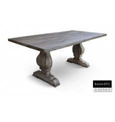 Table à manger en chêne massif BAUM-EPO 180 cm