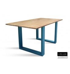 Table à manger en chêne massif A-TEX U-DIN