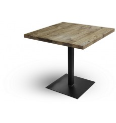 Table-bar en chêne massif A-TEX BAR 80 cm