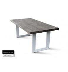 Table à manger en chêne massif LINE UW 220 cm