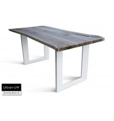 Table à manger en chêne massif URBAN-UW 180 cm