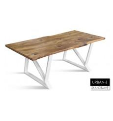 Table à manger en chêne massif URBAN-Z, 200 cm
