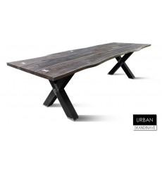 Table à manger en chêne massif URBAN 5, 260 cm