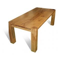 Table à manger en chêne massif STONE Natur 180 cm