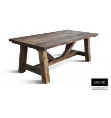 Table à manger en chêne massif SNURR 220 cm