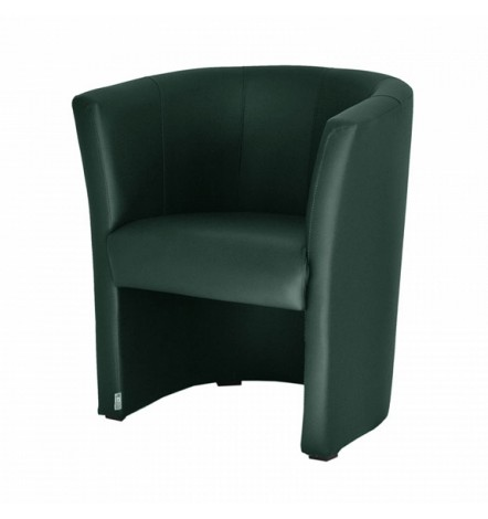 Fauteuil cabriolet Roma vert