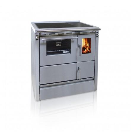 Cuisinière à bois 7,5 kW Jeannine