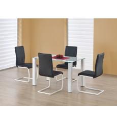 Table à manger MERLOT 120/75/75 cm