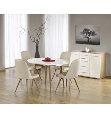 Table extensible EDWARD 120-200/100/75 cm