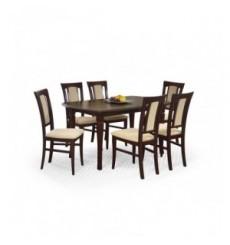 Table extensible FRYDERYK 160-200/80/74 cm