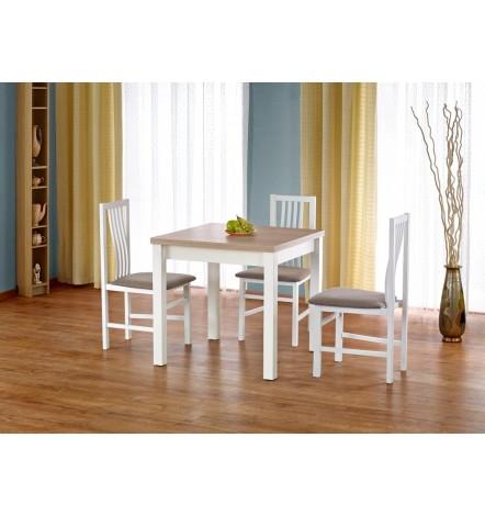 Table extensible GRACJAN 80-160/80/76 cm