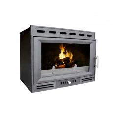 Insert cheminée à bois SEVILLA 13 kW gainable