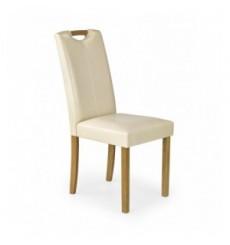 Lot de 2 chaises en bois massif CARO