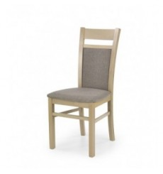 Lot de 2 chaises en bois massif GERARD2