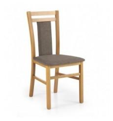 Lot de 2 chaises en bois massif HUBERT8