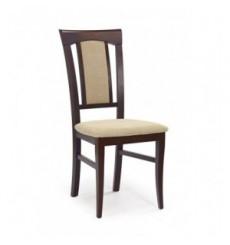 Lot de 2 chaises en bois massif KONRAD