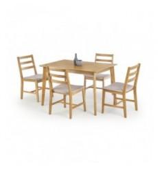 Table à manger en bois massif CORDOBA
