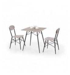 Table à manger KABIR_KWADRAT  70/70/75 cm