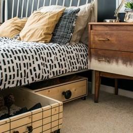 Cajones de cama