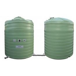 Cuve et réservoir pour engrais liquide