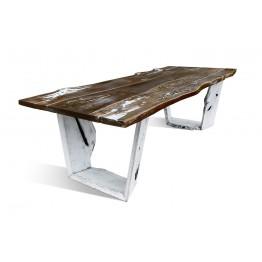 Tables en chêne massif
