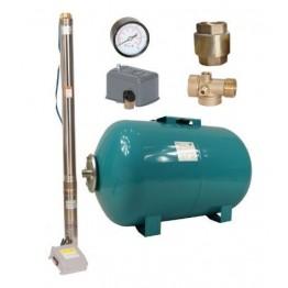 Kit Bombas de presión de agua