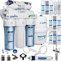 Osmoseurs et filtres sous-évier